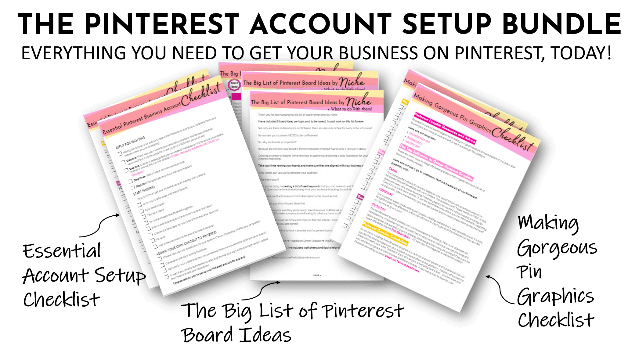 How to set up your Pinterest Business Account