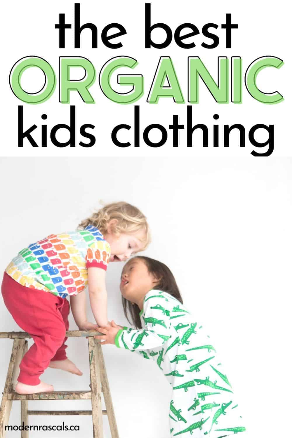 organic kids clothes