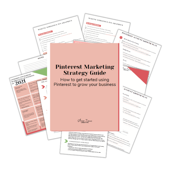 Ultimate free Pinterest marketing strategy guide for businesses to grow their business using Pinterest