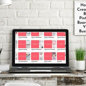 The ultimate guide to making the best for your Pinterest business account.l