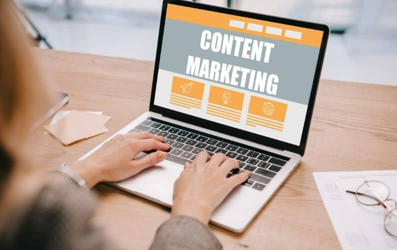 Pinterest marketing success pillar - make sure you have a content strategy